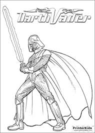Small Picture Printable Coloring Pages Darth Vader Coloring Pages