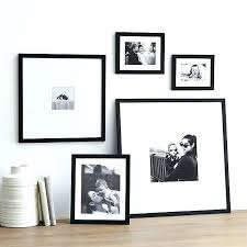 white mat frames white matted frames black picture frames with white matting awe inspiring 5 piece