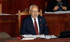 رويترز: نقل رئيس البرلمان التونسي راشد الغنوشي للمستشفى العسكري بسبب تدهور  وضعه الصحي