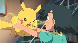 Pikachu actually SPEAKS in the new Pokémon movie and it's weird as hell