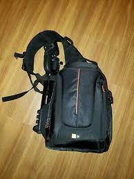 <b>Case Logic DCB</b>-<b>308</b> SLR Camera Sling <b>Black</b> | eBay
