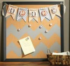 diy cork boards. Great Way To Jazz Up A Boring Old Corkboard - Paint On Chevrons Diy Cork Boards D
