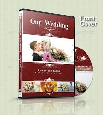 Wedding Dvd Template Free Wedding Cover Template In Memory Of The Dvd Psd Case Download
