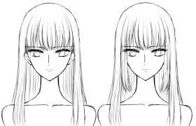 個人的美少女らしくみえる美少女の描き方のメモ メモ用