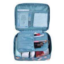 korean travel storage toiletry wash bag cosmetic makeup