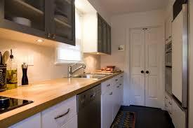 modern galley kitchen design. Modern Galley Kitchen Design Ideas. Ideas Awesome Style Gray Glass Cabinet D