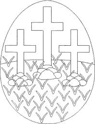 Easter Cross Coloring Pages Oss Coloring Pages Of Osses The Pictures