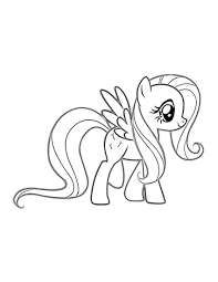 25 Fluttershy Coloring Pages My Little Pony Pdf Jpeg