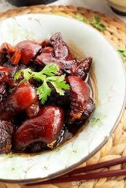 pig trotter vinegar recipe souper diaries