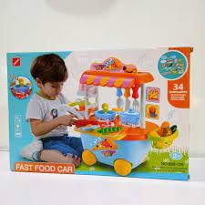 Tại sao mẹ nên chọ đồ chơi nấu ăn cho bé gái?