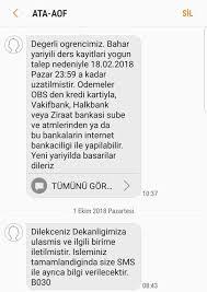 Atatürk Üniversitesi Açıköğretim ve Not Şikayetleri - Şikayetvar