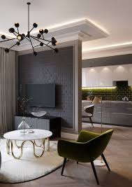 kitchen accent lighting. Cove Accent Lighting In Modern Living Room + Kitchen T