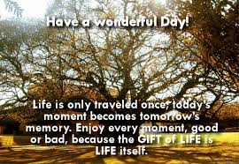 Enjoy This Beautiful Day Quotes Best of 24 Wonderful Good Morning Quotes