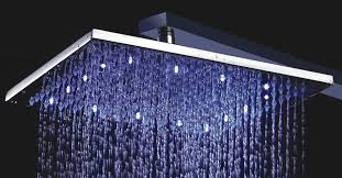 modern shower heads. Two Typical Types Of Modern Shower Heads