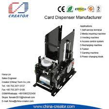 Vending Machine Engineer Unique Automatic Vending Machine Rs48 Plastic Paper Card Dispenser Crt