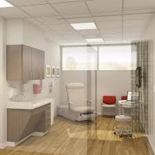 Doctor Consultation Room Design Primary Care Exam Room The Center For Health Design
