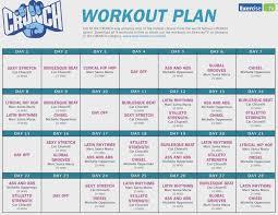 Workout Chart For Gym Pdf Kayaworkout Co