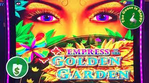 new empress of the golden garden slot machine golden garden bonus