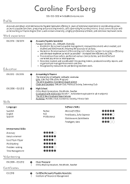 Accounts Payable Resume Examples Resume Examples By Real People Accounts Payable Specialist