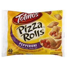 photo of totinos pizza rolls pepperoni 40 pizza rolls 19 8 oz 1 lb 3 8