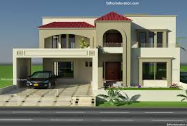 Small Picture 1 Kanal Plot House Design Europen style in Bahria Town Lahore