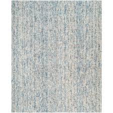 safavieh abstract dark blue rust 8 ft x 10 ft area rug