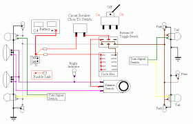 jeep cj headlight switch wiring diagram wirdig