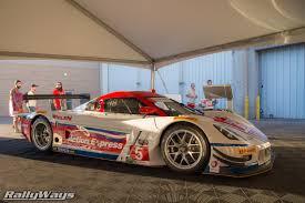 Race Winning Corvette Daytona Prototype - RallyWays