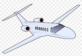 Airplane Clip Art Business Jet Plane Png Clipart Airplane Clipart Free Transparent