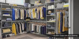 wire storage racks for closets for bedroom ideas of modern house elegant affordable wire closets design