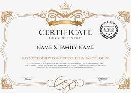 горизонтальный вариант Европейской схеме сертификат диплом  горизонтальный вариант Европейской схеме сертификат диплом сертификат на обучение шаблон сертификата png и
