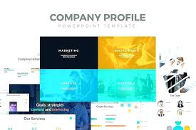 Free Company Report Free Company Report Profile Template Publisher Business Word