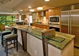 Long Narrow Kitchen Narrow Kitchen Island With Stools Narrow Kitchen Island On