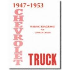 wiring diagrams bob s chevy trucks 1947 1953 chevy truck wiring diagram