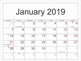 Printable January 2019 Moon Calendar Calendar March