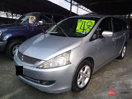 2007 Mitsubishi Grandis for sale in Malaysia for RM53,800 | MyMotor
