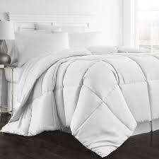 beckham hotel collection 1300 series all season luxury goose down alternative comforter com