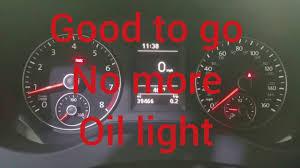 Blinking Oil Light Vw Jetta 2014 Volkswagen Jetta Oil Sensor Service Light