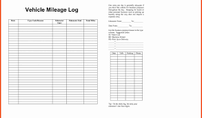 vehicle mileage form vehicle expense log template with auto mileage log madohkotupakka