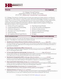 Resume Sample For Human Resource Position Best Resume Format Hr Executive 32