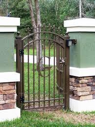 aluminum security gate wg 29