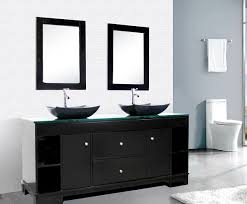 72 inch double sink vanity. design element dec105-72 oasis 72 inch double sink vanity set with decorative drawer in espresso