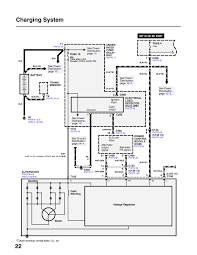honda civic alternator wiring diagram with template 39868 at 95 1994 honda civic wiring diagram pdf at 1995 Honda Civic Ex Wiring Diagram