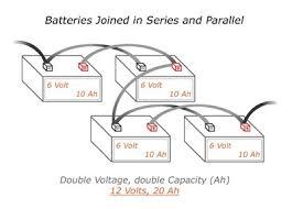 6 Volt Battery Wiring Diagram For Coach 6 Volt System Diagram