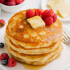 pancakes without milk of any kind