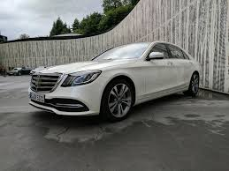 mercedes benz b klasse 2018. wonderful benz 2018 mercedesbenz sclass sedan release date price and specs  roadshow inside mercedes benz b klasse
