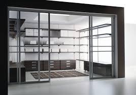 modern glass closet doors simple doors your home modern look usage sliding doors decorative inside
