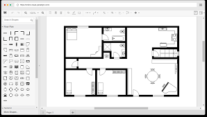 floor plan example house design