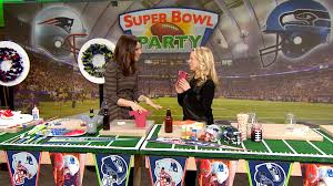 Super Bowl Party Decorating Ideas Decorate Your Super Bowl Party With 100 DIY Projects 69