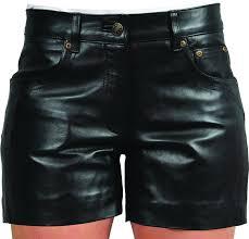 bavarian costume womens short leather pants leather clothing